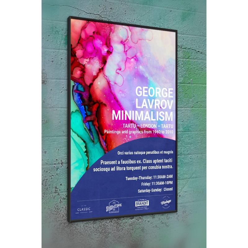 Plakat (värviline)